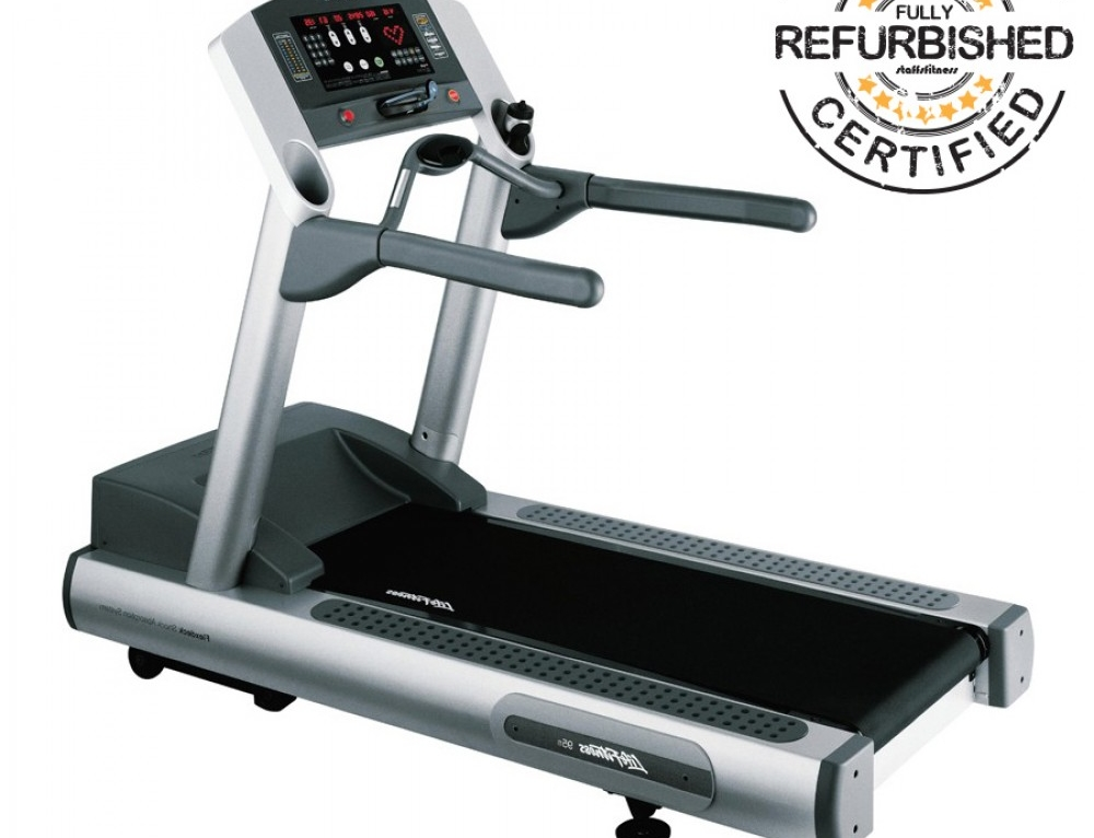 What Are Refurbished Treadmills?